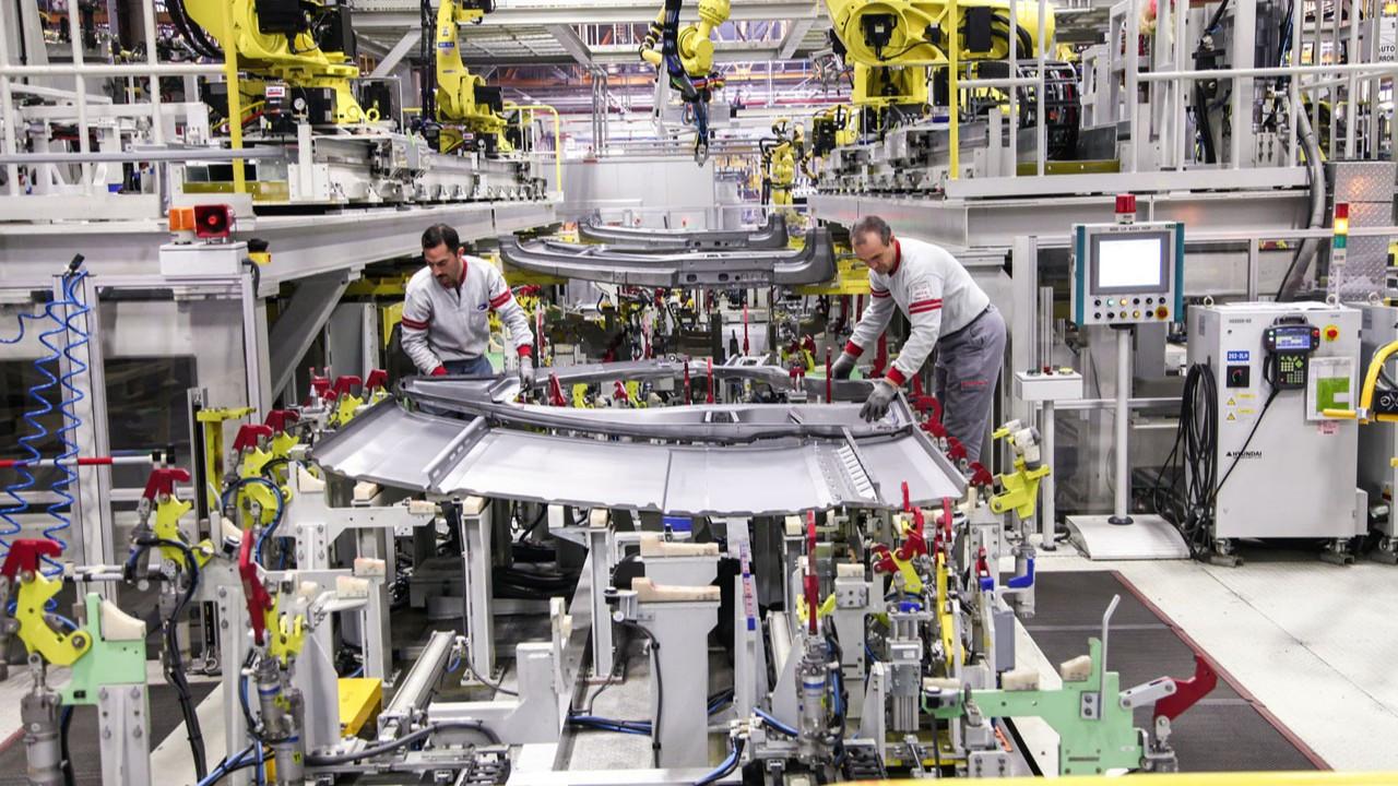 Üretim altyapısı elektrikli araçlara kanalize oldu