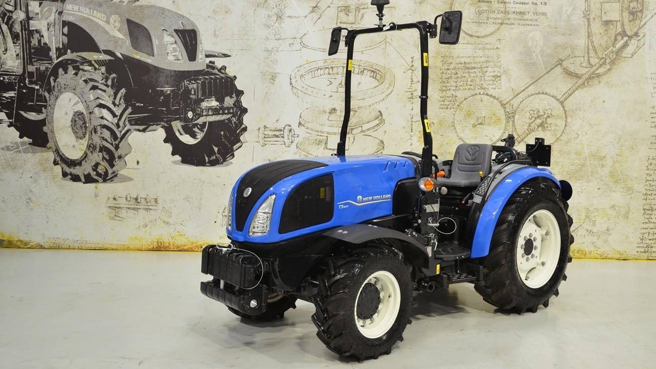 TürkTraktör, 'Faz V' emisyon motorlu yeni traktörün ihracatına başladı