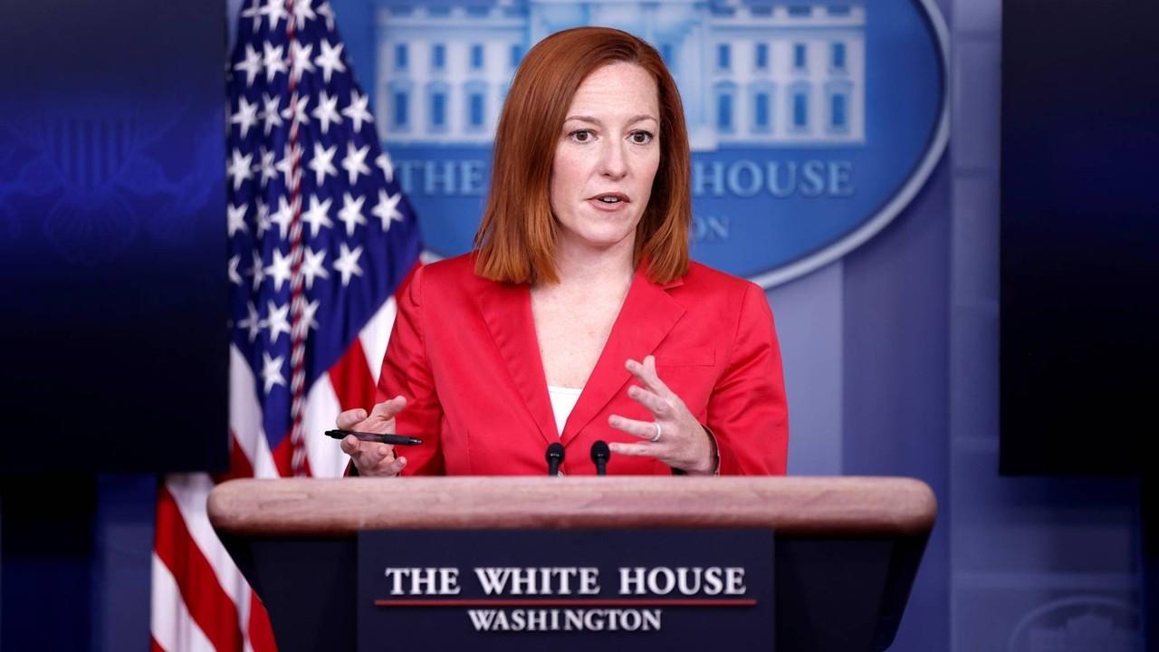 Beyaz Saray'dan Rusya'ya 'istikrarlı ilişki' çağrısı
