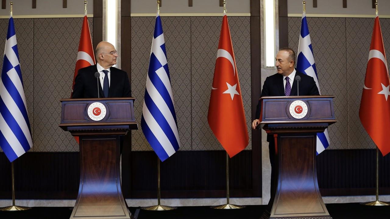 Bakan Çavuşoğlu'dan Yunan mevkidaşına tepki