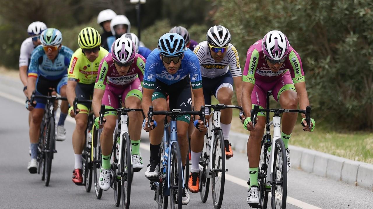 56. Cumhurbaşkanlığı Bisiklet Turu'nun kazananı belli oldu