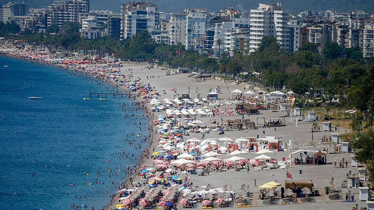 Turizmde yeni hedef 20 milyon turist oldu