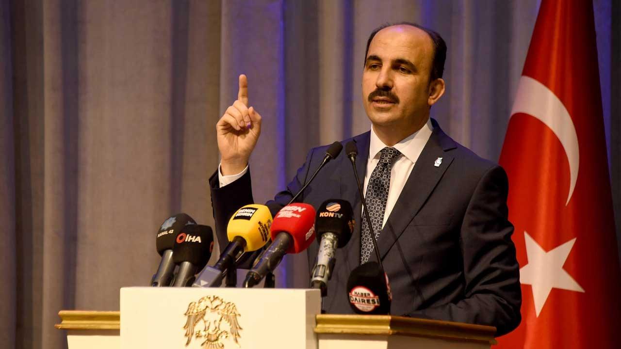 Konya Büyükşehir'den yanıt: 6 milyon TL iddiaları gerçek değil