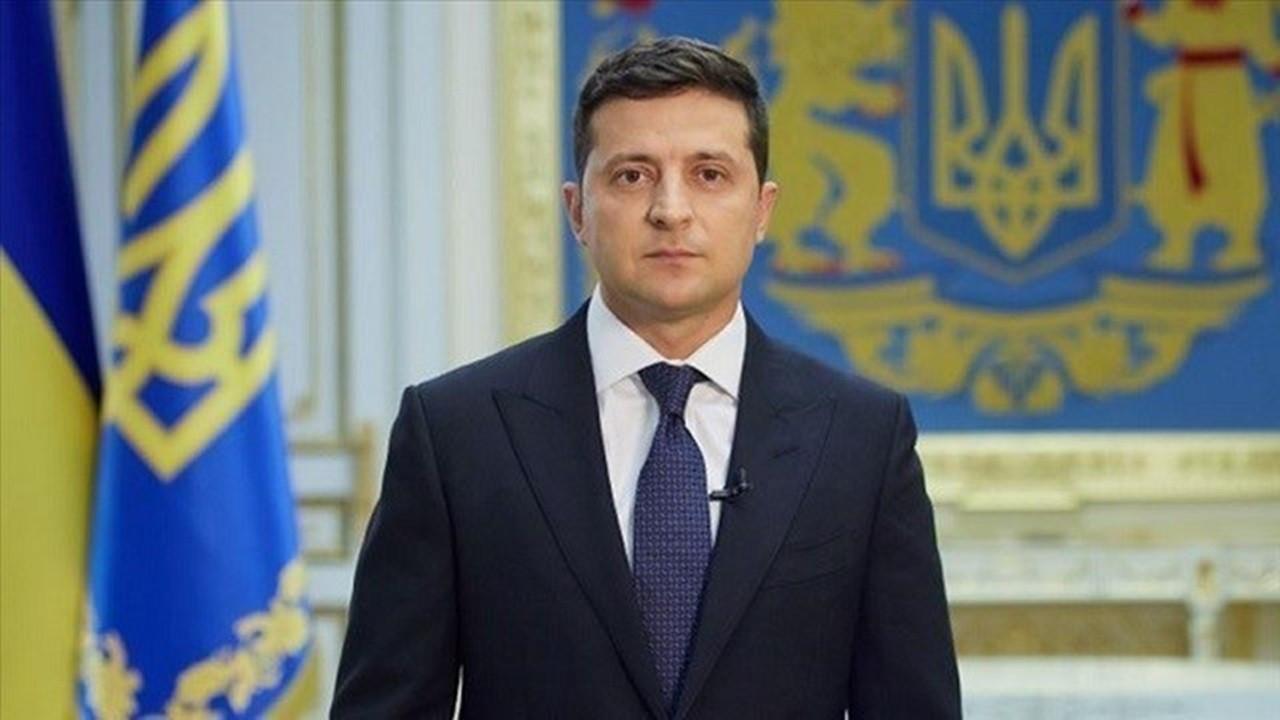 Zelenskiy'den Putin'e Donbas'ta görüşme önerisi