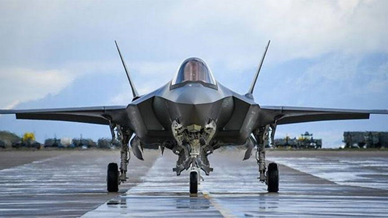 ABD'den Ankara'ya F-35 bildirimi