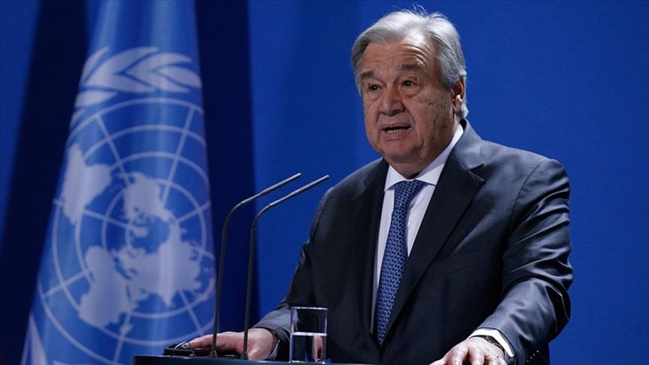 BM'den İsrail ve Filistin'e çağrı
