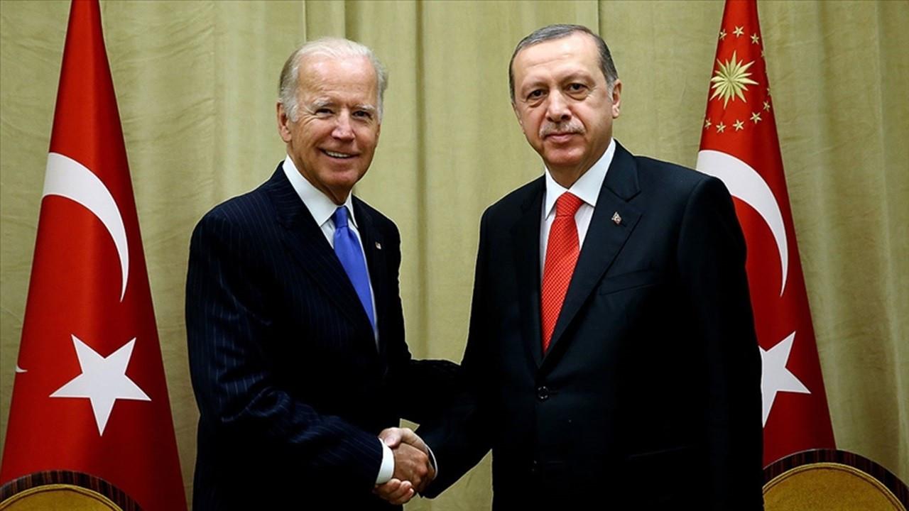 Beyaz Saray'dan Erdoğan-Biden görüşmesi ile ilgili açıklama