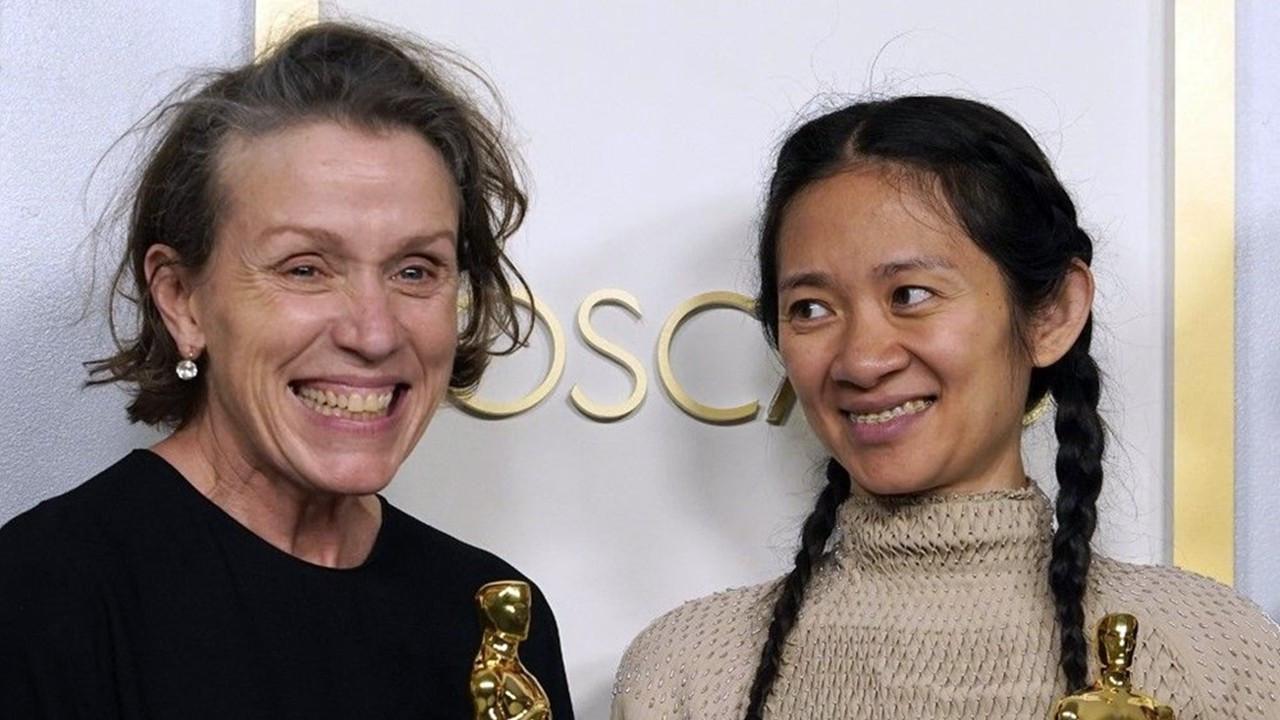Oscar ödülleri sahiplerini buldu: 'Nomadland' törene damga vurdu