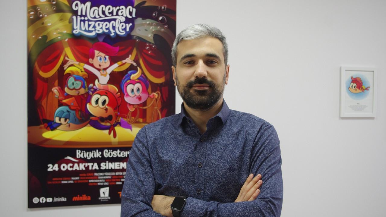 Adanalı Imaginite Studios, çizgi filmi 'Z Takımı'nı TRT'ye sattı