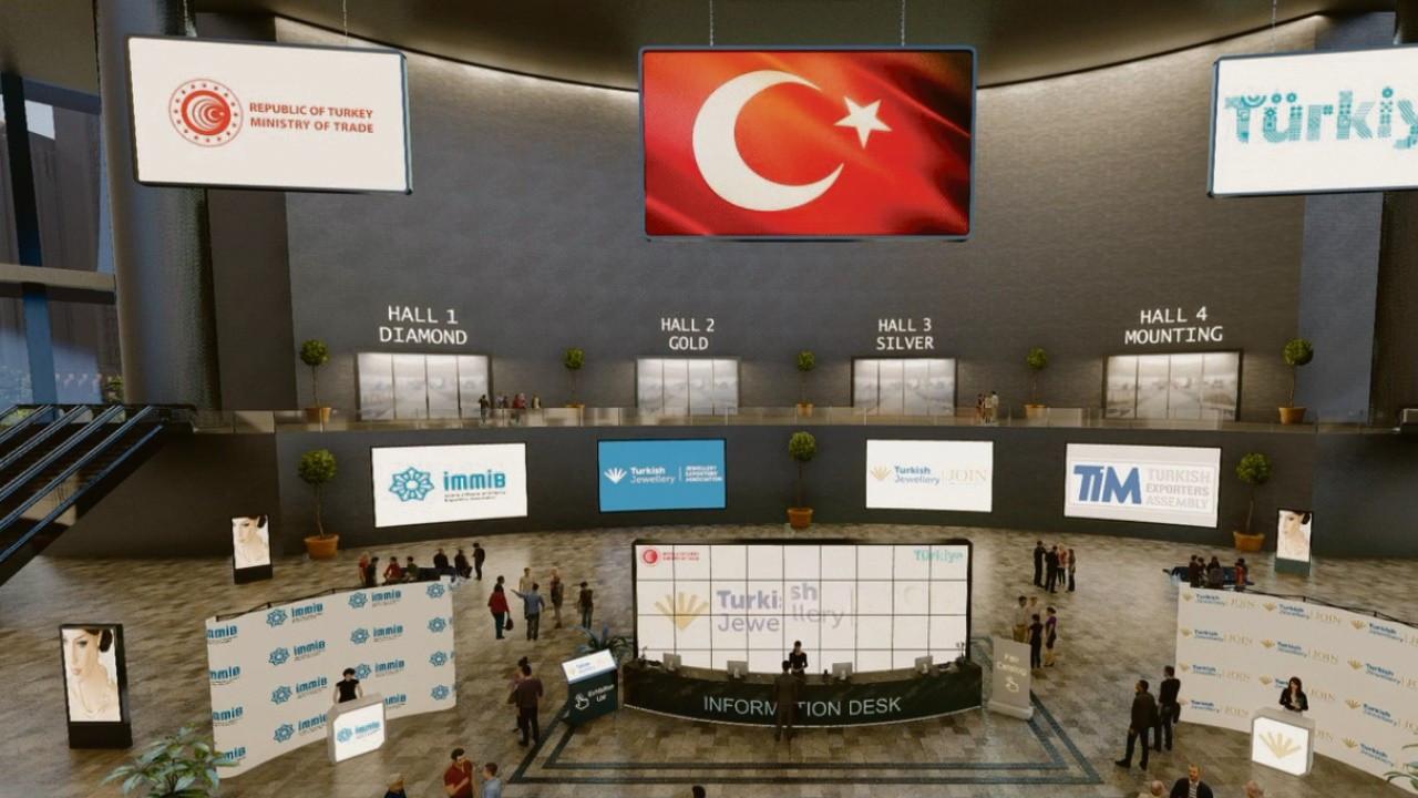 Mücevherciler, ihracatta dijitalle 100 ülkeye açıldı