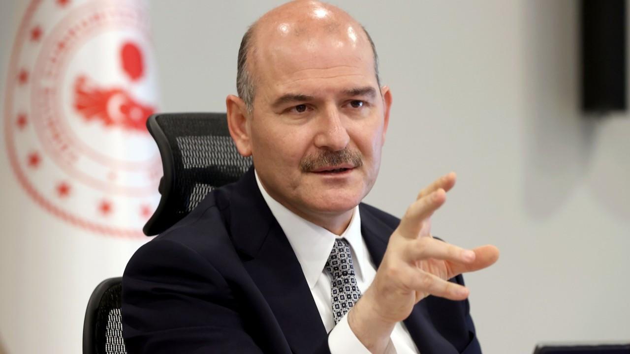 Sedat Peker'in iddiaları sonrası Bakan Soylu'dan açıklama