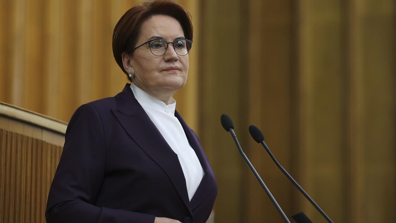 Akşener: İşte size, kanka diplomasisinin Türkiye'yi getirdiği son nokta