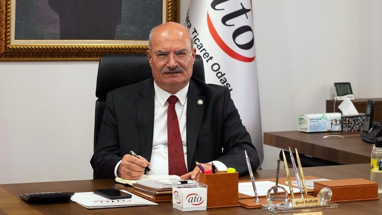 ATO Başkanı Baran'dan 'kısa çalışma ödeneği' talebi