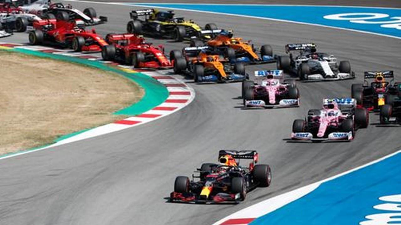 Verstappen, Rusya Grand Prix'sine son sıradan başlayacak