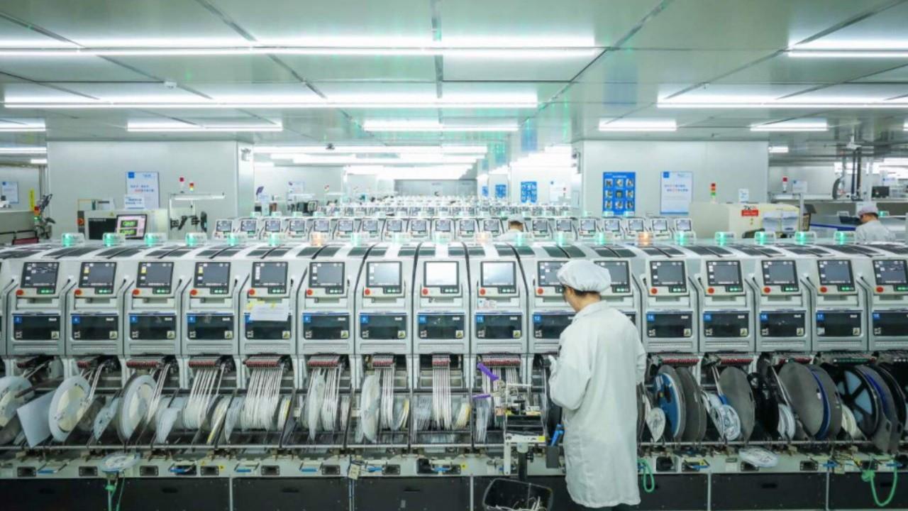 Akıllı telefon devi Gebze'de üretime başlıyor