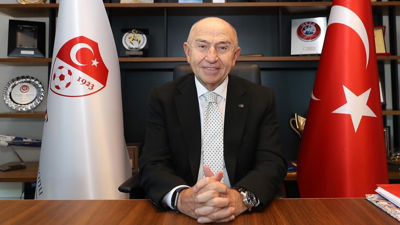 Türkiye Futbol Federasyonu Başkanı Nihat Özdemir: 21 kulübün gelirleri 1.2 milyar lira azaldı