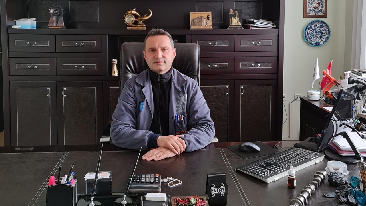 ESTAŞ 2020'yi 40 milyon dolar ciro ile kapattı, yeni yatırımlar yolda