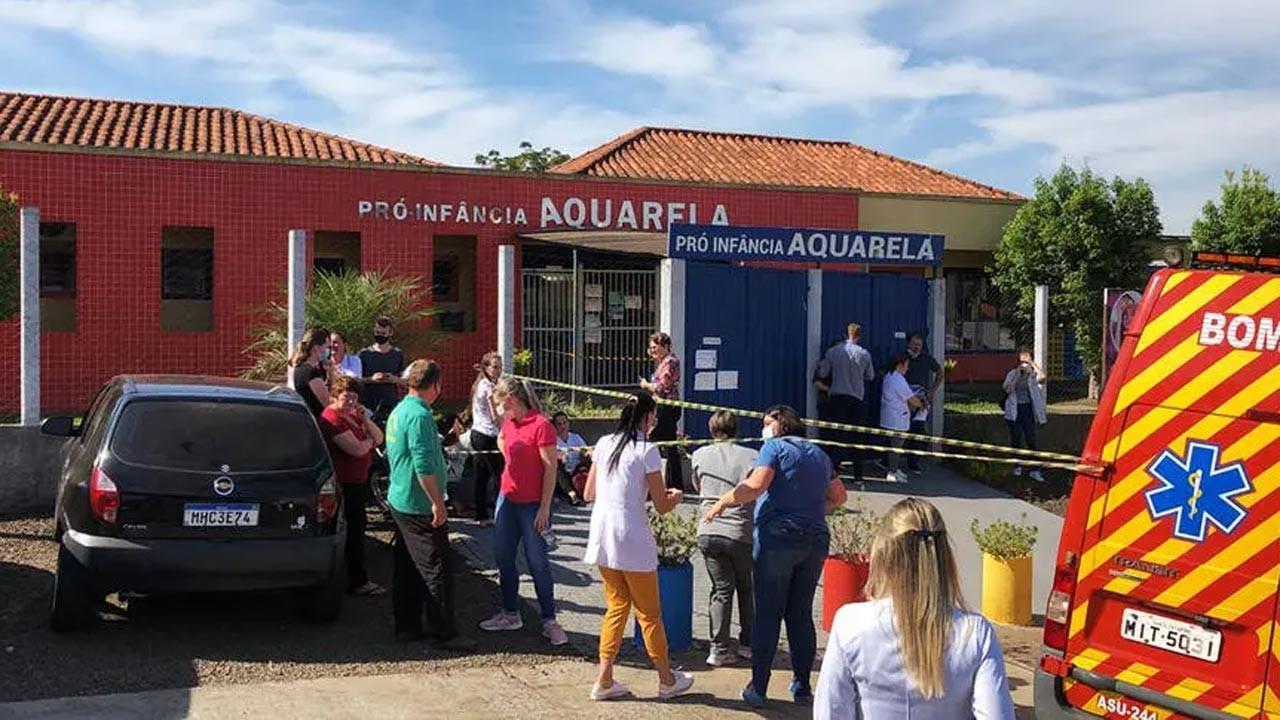 Brezilya'da çocuk bakımevinde bıçaklı saldırıda 3'ü çocuk 5 kişi öldü