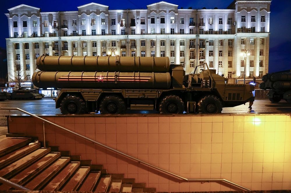 Rusya'da S-400'lü Zafer Bayramı kutlama provası - Sayfa 3