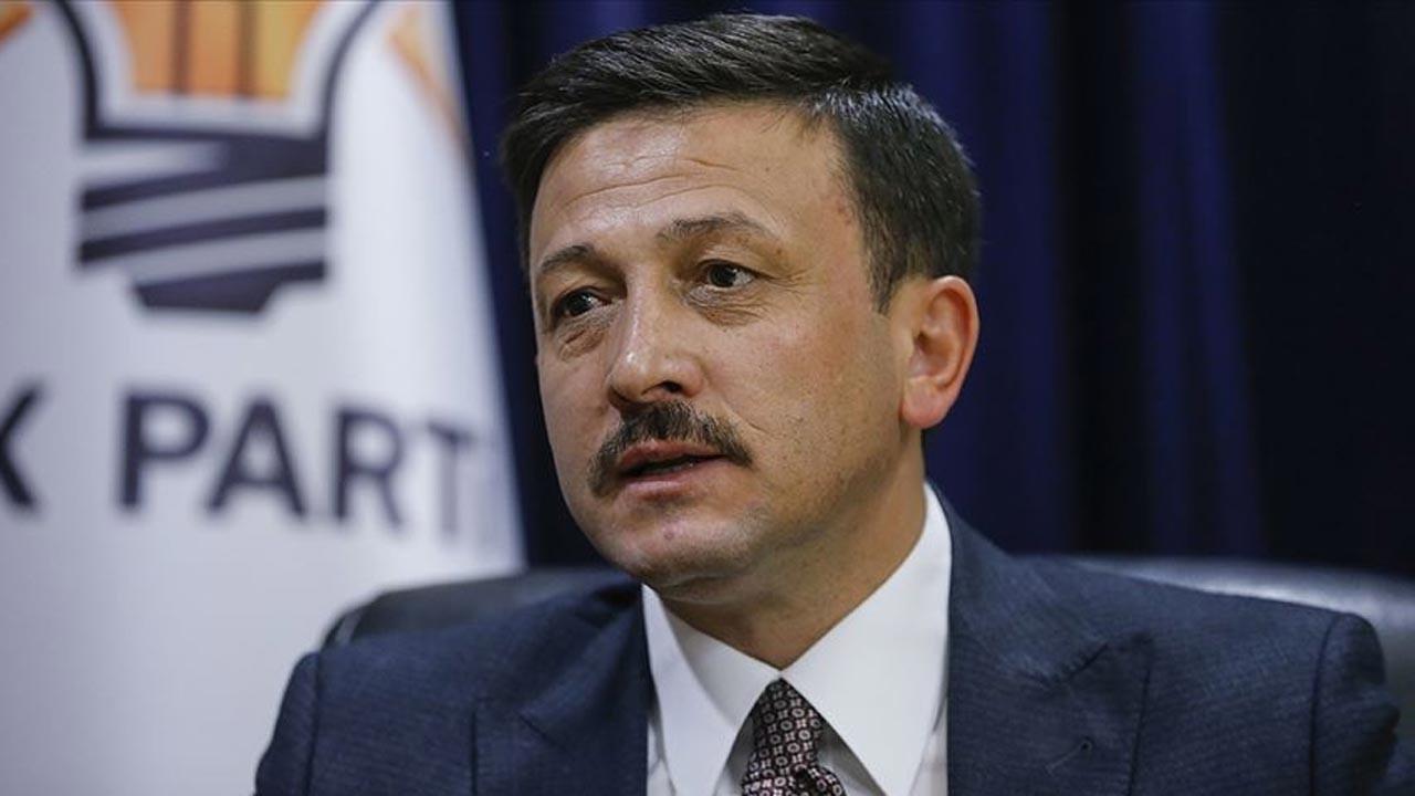 AK Parti'den CHP'li Erdoğdu'nun sözlerine tepki