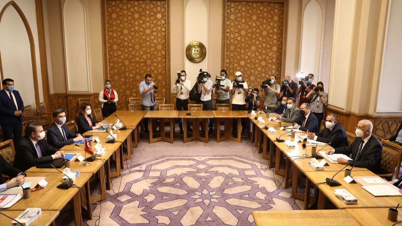 Kahire'deki görüşmeler sona erdi: Mısır'dan açıklama