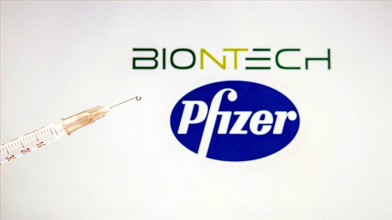 Pfizer/BioNTech'in COVID-19 aşısı için ABD'de 'tam onay' başvurusu yapıldı