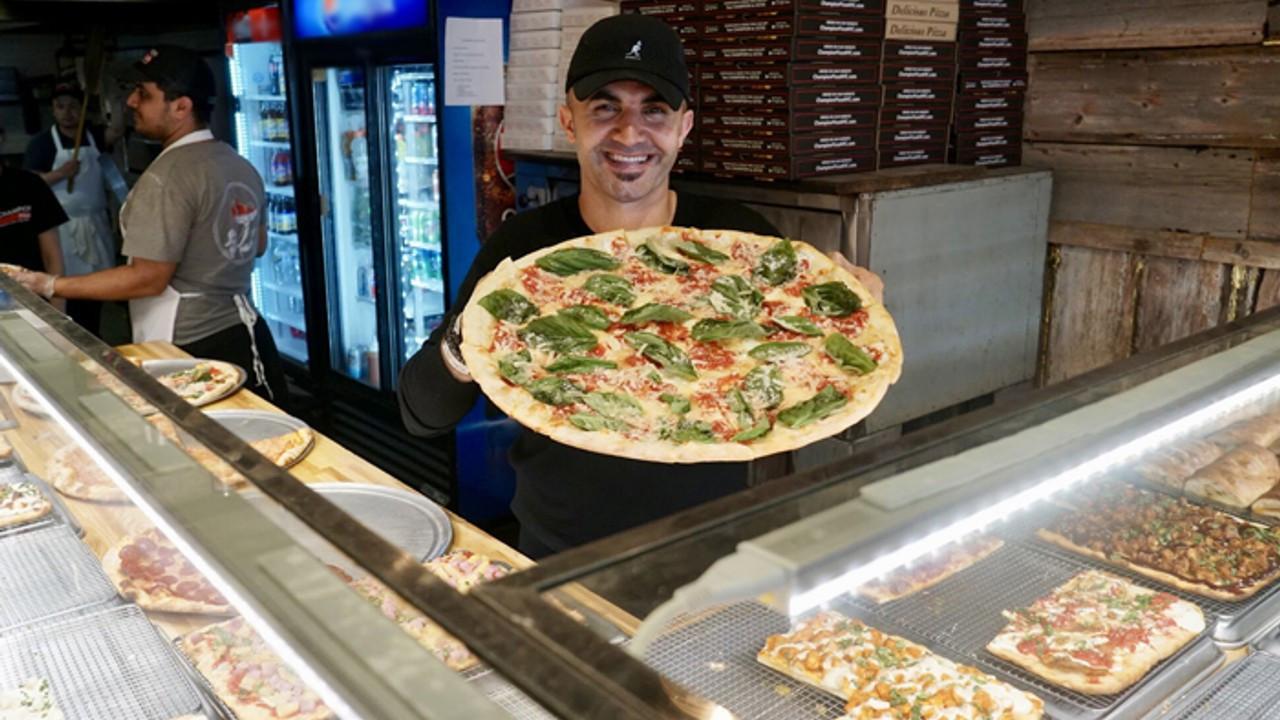 ABD'nin ünlü Türk pizzacısı Türkiye'ye geliyor