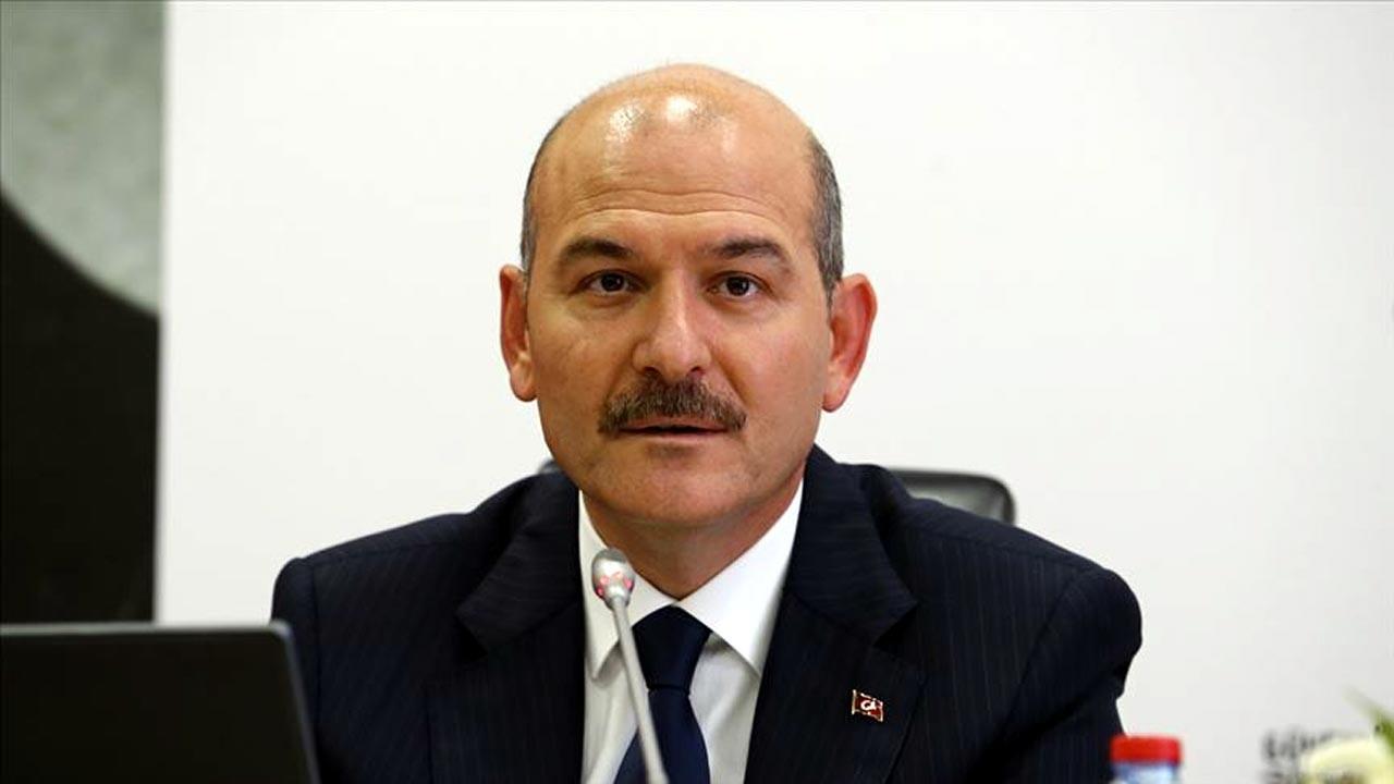 Bakan Soylu'dan kısıtlama açıklaması