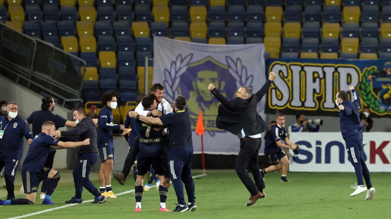 Fenerbahçe deplasmandan galibiyetle ayrıldı