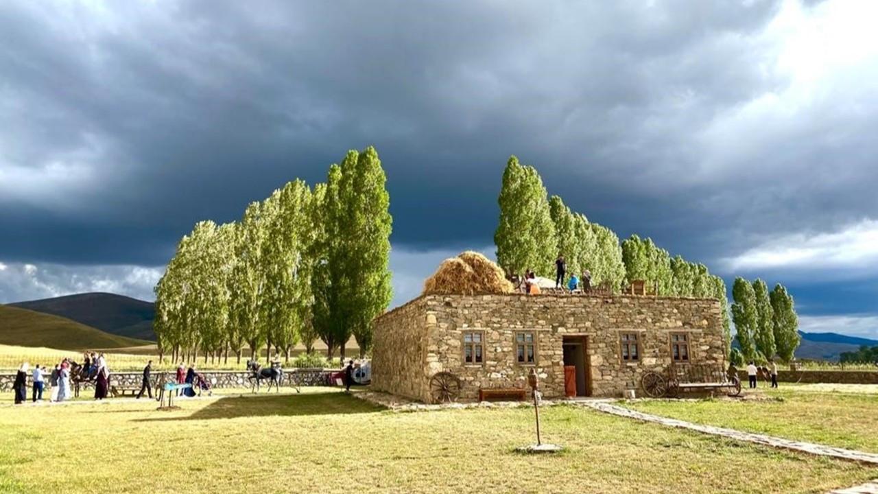 Avrupa'nın en prestijli müze ödülü Beşpınar Köyü'ne geldi