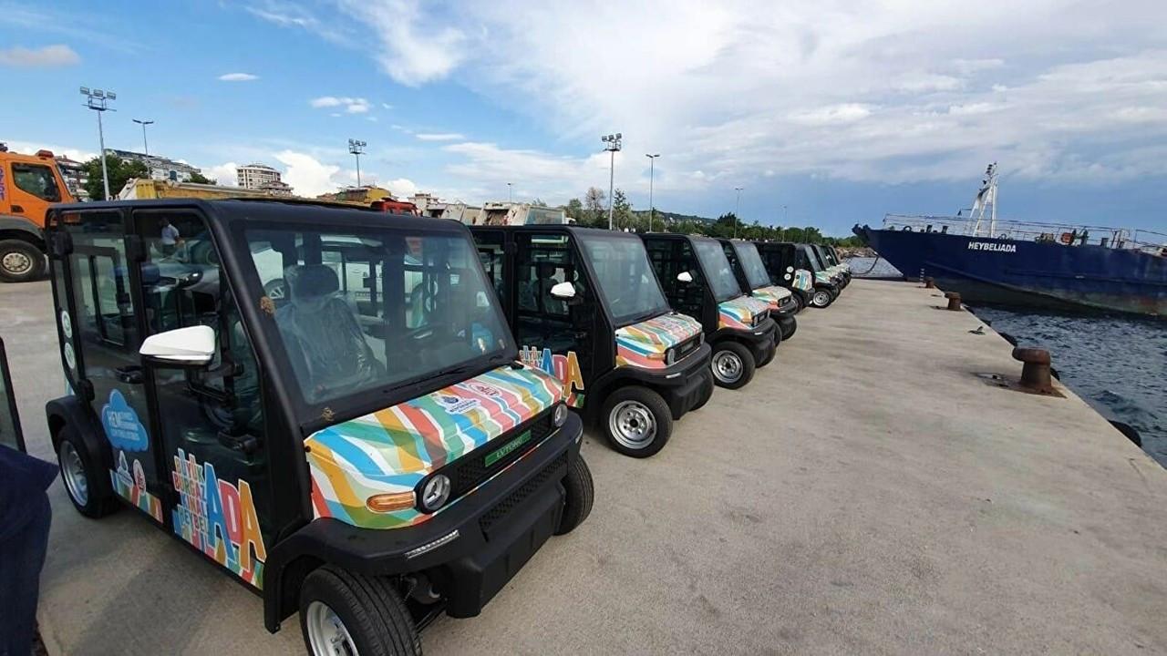 Elektrikli araçlar ile taşımacılığa teşvik verilecek