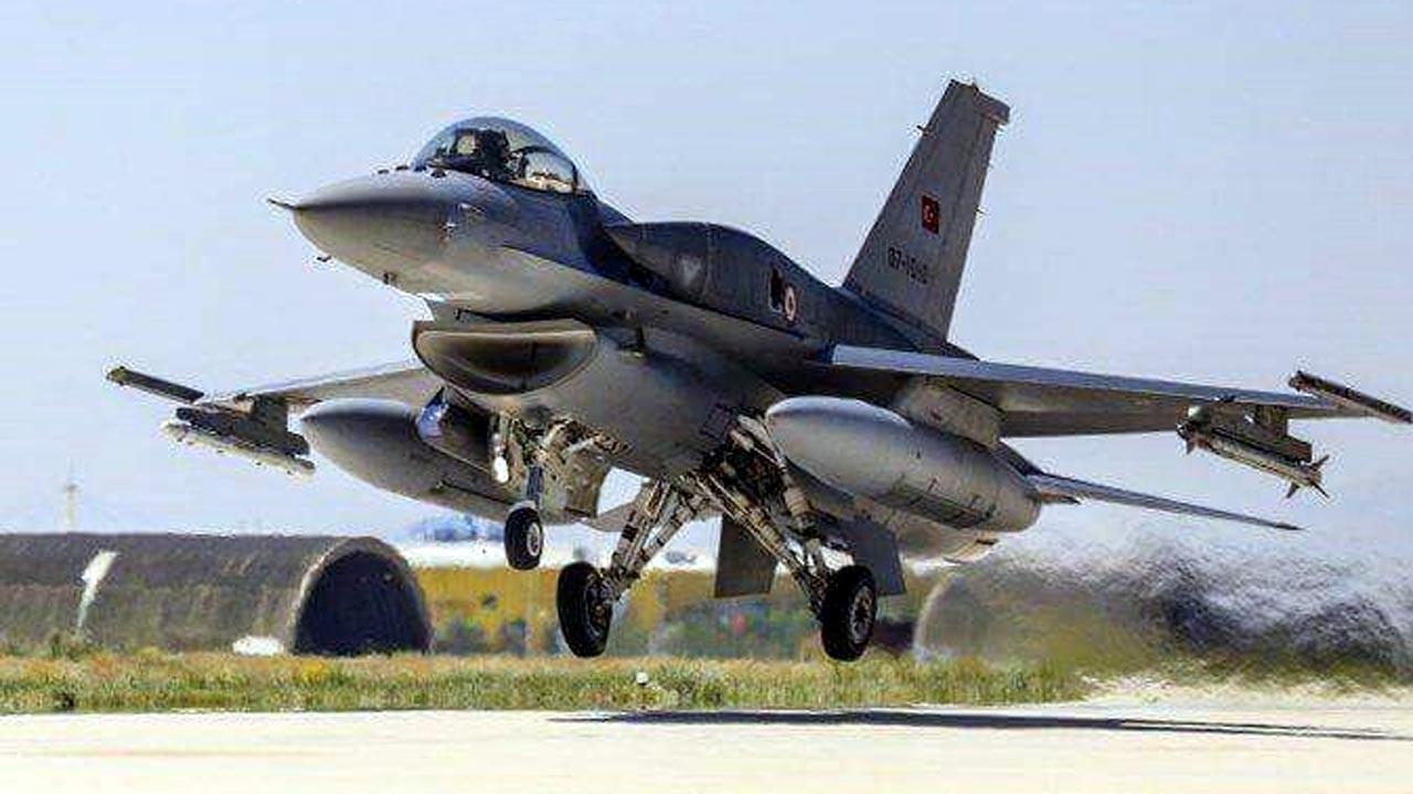 Kuzey Irak'ta 5 PKK'lı terörist öldürüldü