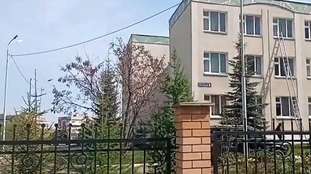 Rusya'da okula silahlı saldırı: 13 ölü