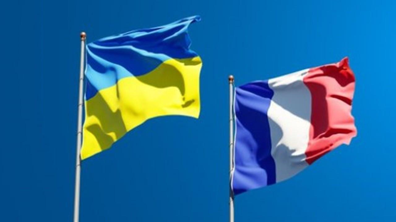 Ukrayna ve Fransa arasında 1,3 milyar euroluk anlaşma