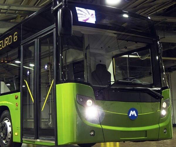 Karsan'dan Mersin'e 30 adetlik otobüs teslimatı