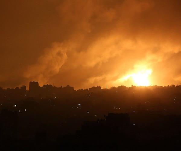İsrail ordusunun Gazze saldırıları sürüyor