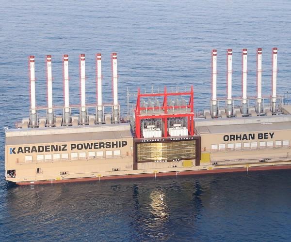 Karadeniz Holding, Lübnan'da elektrik üretimini durdurdu