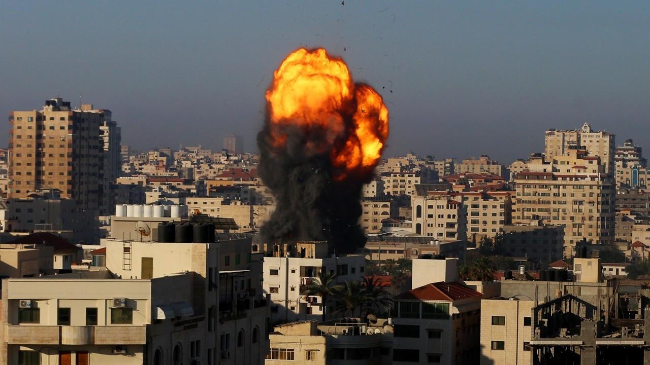 İsrail saldırılarında hayatını kaybedenlerin sayısı 213'e yükseldi