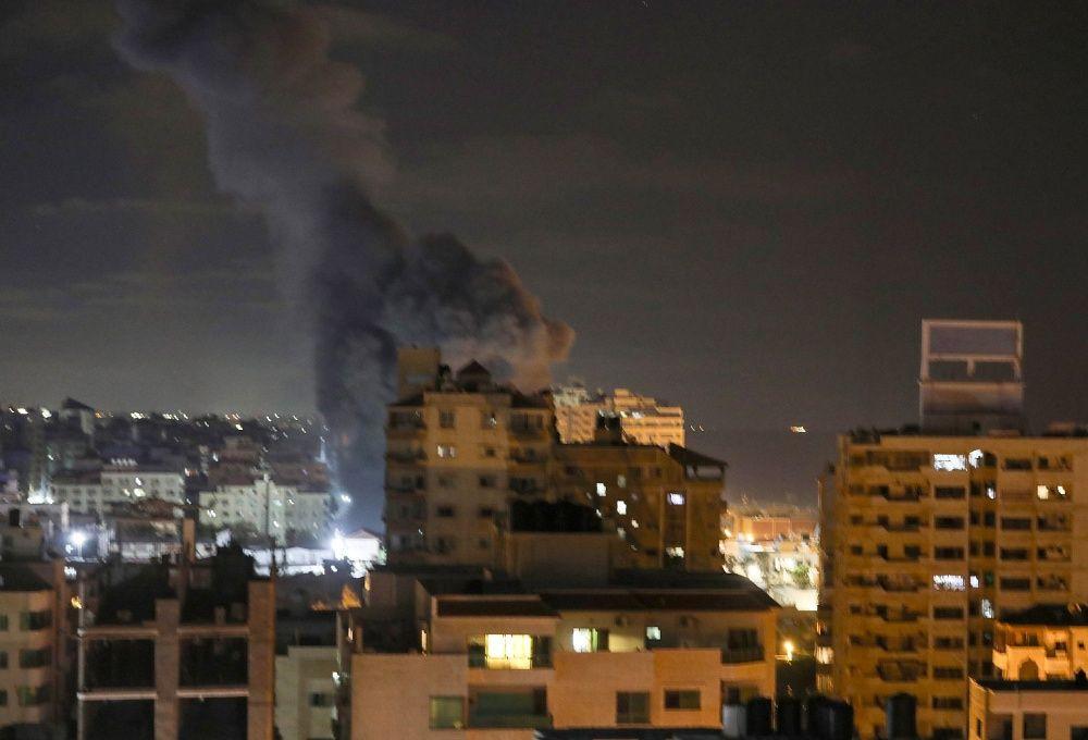 Hamas İsrail'e roket saldırısı düzenledi - Sayfa 3