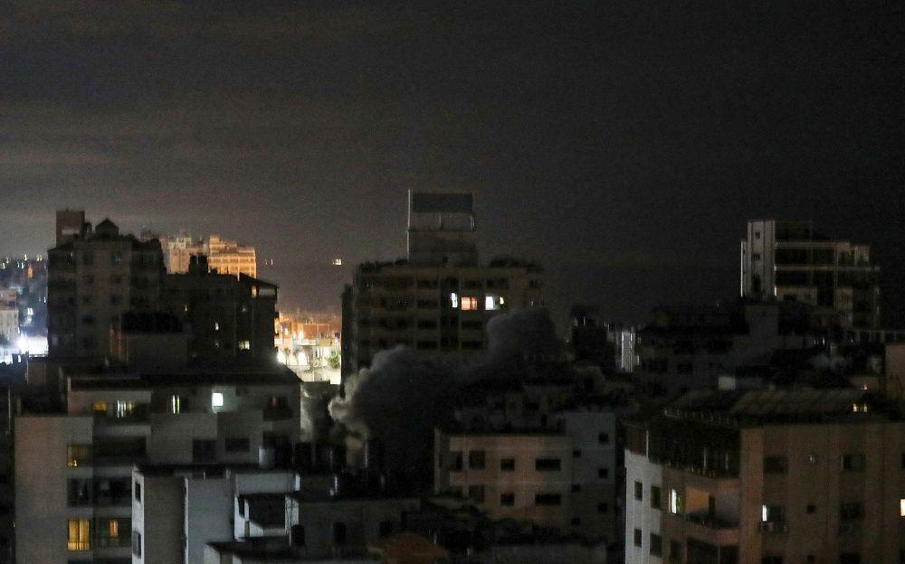 Hamas İsrail'e roket saldırısı düzenledi - Sayfa 4