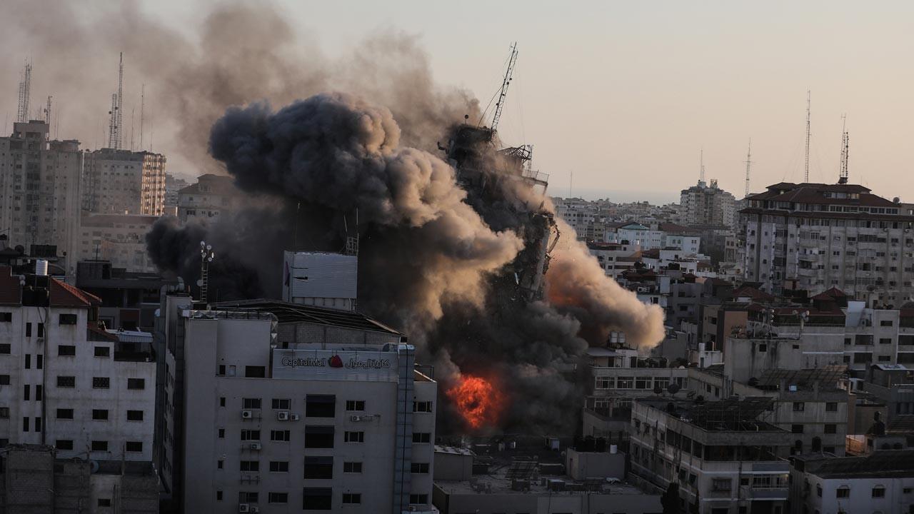 İsrail'in saldırılarında 197 kişi hayatını kaybetti