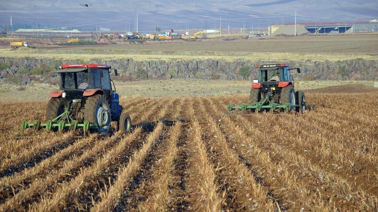 Tarım üretici fiyatlarında artış nisanda hız kesti