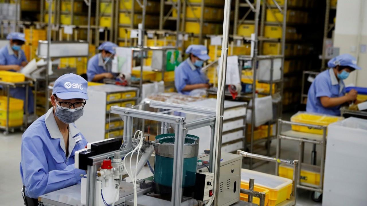 Çin'de imalat PMI 15 ayın en düşük seviyesine geriledi