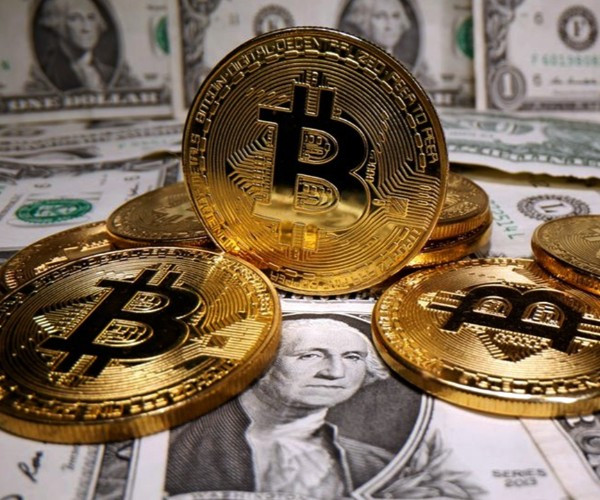 Bitcoin, tarihi zirvesinin hemen altında