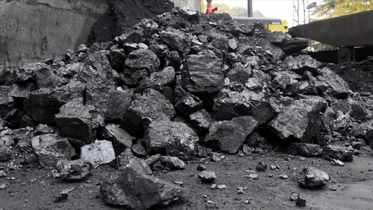 Taş kömürü 4 ayda 126 milyon lira gelir getirdi