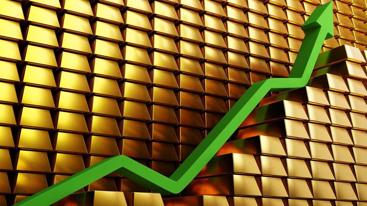 Spot altın 1.907 doları gördü; gram altın yılın zirvesinde