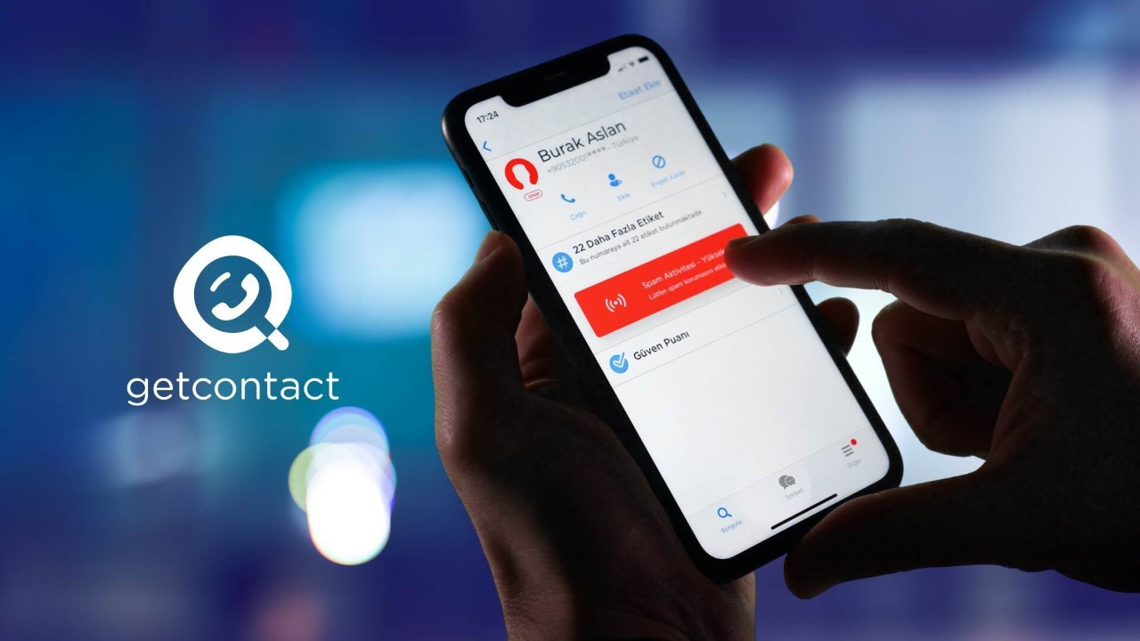 Çağrı tanımlayan Getcontact, 7 Haziran'da start alıyor
