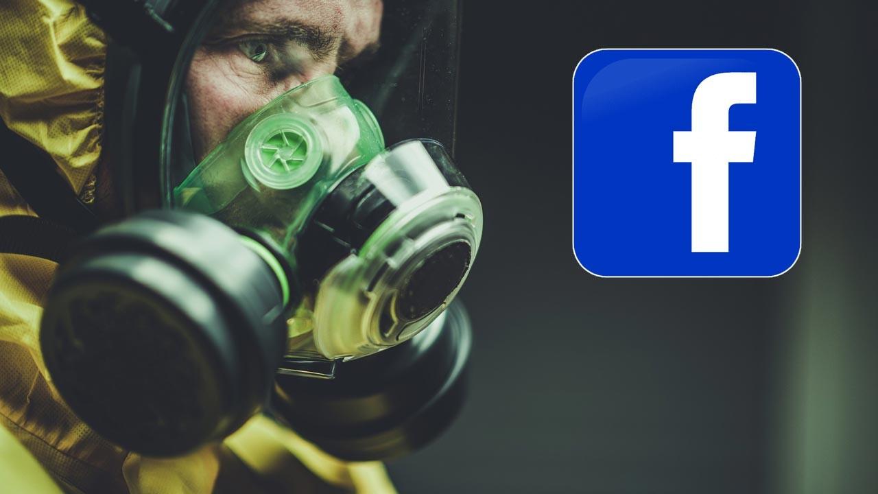 Facebook, Covid-19'un 'insan yapımı olduğu' iddialarını engellemeyecek - Dünya Gazetesi