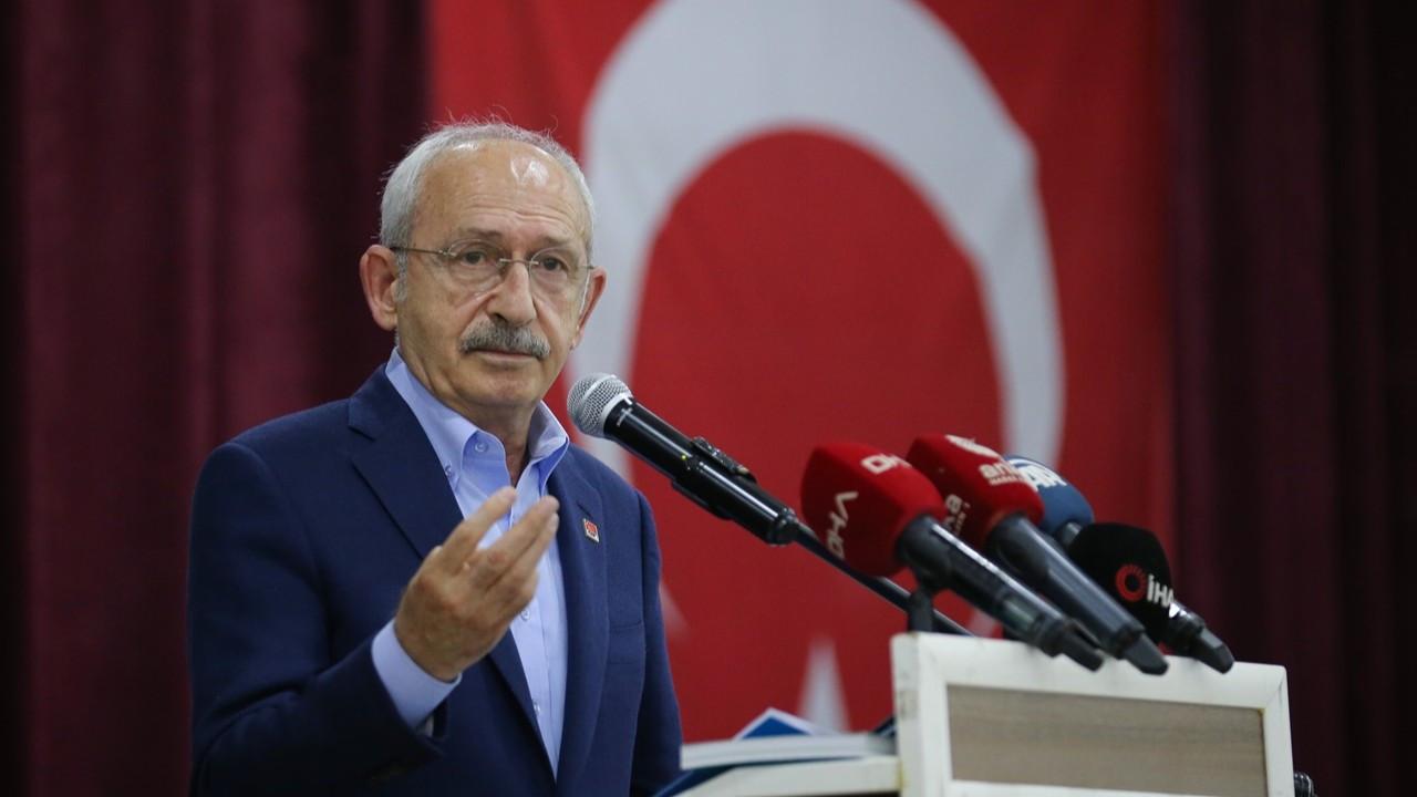 Kılıçdaroğlu'dan demokrasi ve üretim vurgusu