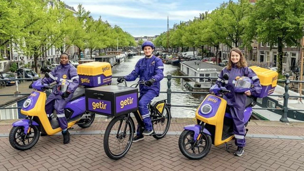'Getir' Amsterdam'da hizmet vermeye başladı